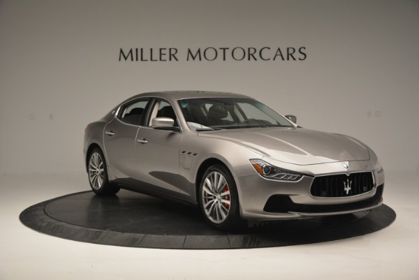 Used 2016 Maserati Ghibli S Q4  EX- LOANER for sale Sold at Alfa Romeo of Westport in Westport CT 06880 11