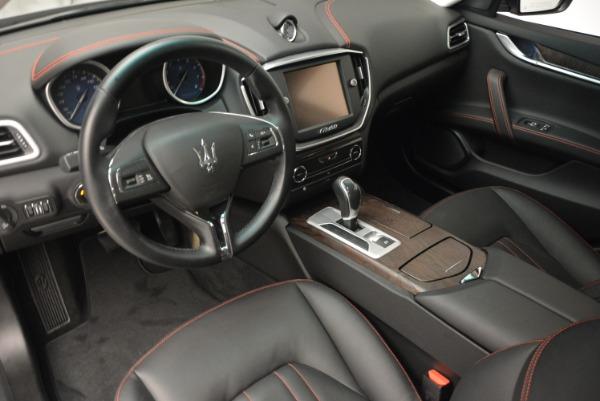 Used 2016 Maserati Ghibli S Q4  EX- LOANER for sale Sold at Alfa Romeo of Westport in Westport CT 06880 13
