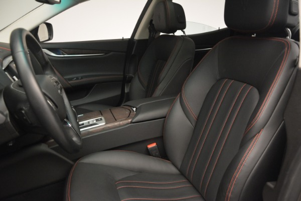 Used 2016 Maserati Ghibli S Q4  EX- LOANER for sale Sold at Alfa Romeo of Westport in Westport CT 06880 15