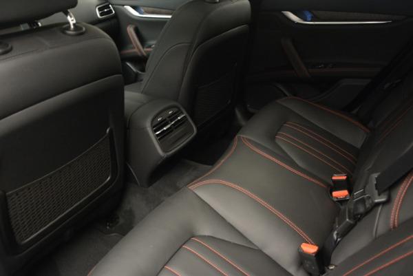Used 2016 Maserati Ghibli S Q4  EX- LOANER for sale Sold at Alfa Romeo of Westport in Westport CT 06880 16