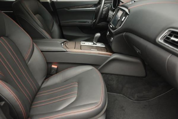 Used 2016 Maserati Ghibli S Q4  EX- LOANER for sale Sold at Alfa Romeo of Westport in Westport CT 06880 20
