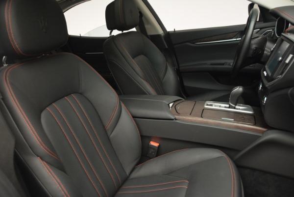 Used 2016 Maserati Ghibli S Q4  EX- LOANER for sale Sold at Alfa Romeo of Westport in Westport CT 06880 21