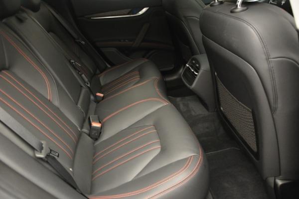 Used 2016 Maserati Ghibli S Q4  EX- LOANER for sale Sold at Alfa Romeo of Westport in Westport CT 06880 23