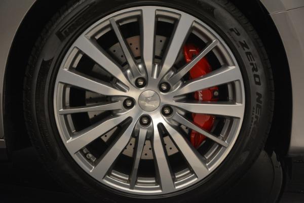 Used 2016 Maserati Ghibli S Q4  EX- LOANER for sale Sold at Alfa Romeo of Westport in Westport CT 06880 27
