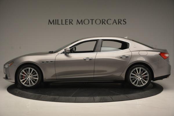 Used 2016 Maserati Ghibli S Q4  EX- LOANER for sale Sold at Alfa Romeo of Westport in Westport CT 06880 3