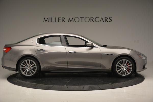 Used 2016 Maserati Ghibli S Q4  EX- LOANER for sale Sold at Alfa Romeo of Westport in Westport CT 06880 9
