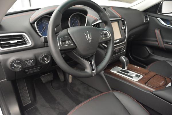 Used 2016 Maserati Ghibli S Q4  EX-LOANER for sale Sold at Alfa Romeo of Westport in Westport CT 06880 13