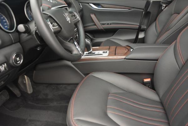 Used 2016 Maserati Ghibli S Q4  EX-LOANER for sale Sold at Alfa Romeo of Westport in Westport CT 06880 14