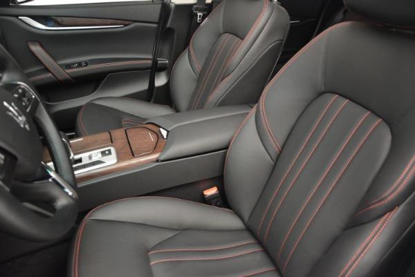 Used 2016 Maserati Ghibli S Q4  EX-LOANER for sale Sold at Alfa Romeo of Westport in Westport CT 06880 15