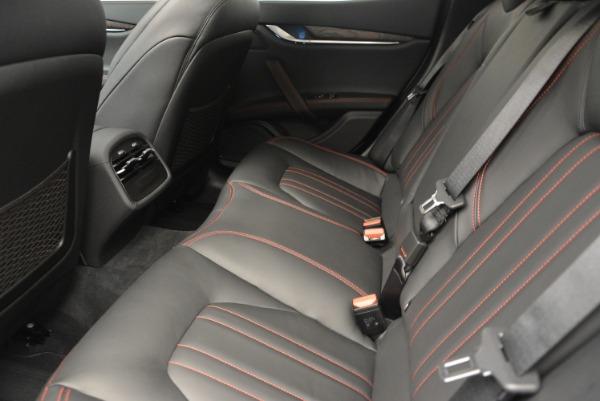 Used 2016 Maserati Ghibli S Q4  EX-LOANER for sale Sold at Alfa Romeo of Westport in Westport CT 06880 17
