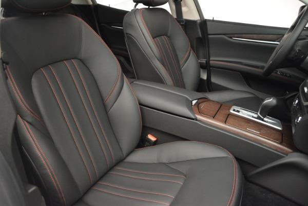 Used 2016 Maserati Ghibli S Q4  EX-LOANER for sale Sold at Alfa Romeo of Westport in Westport CT 06880 21