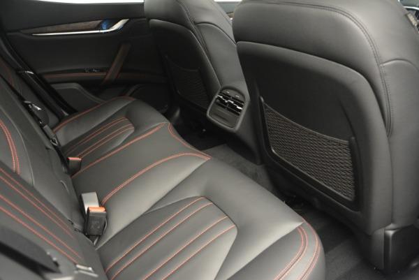 Used 2016 Maserati Ghibli S Q4  EX-LOANER for sale Sold at Alfa Romeo of Westport in Westport CT 06880 22