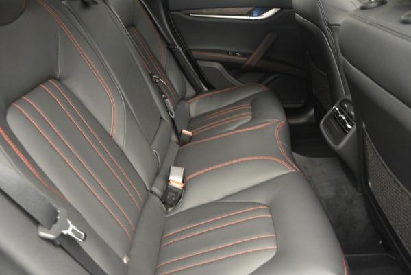 Used 2016 Maserati Ghibli S Q4  EX-LOANER for sale Sold at Alfa Romeo of Westport in Westport CT 06880 23