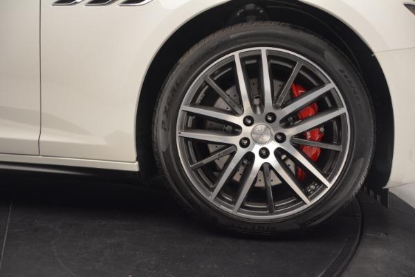 Used 2016 Maserati Ghibli S Q4  EX-LOANER for sale Sold at Alfa Romeo of Westport in Westport CT 06880 25