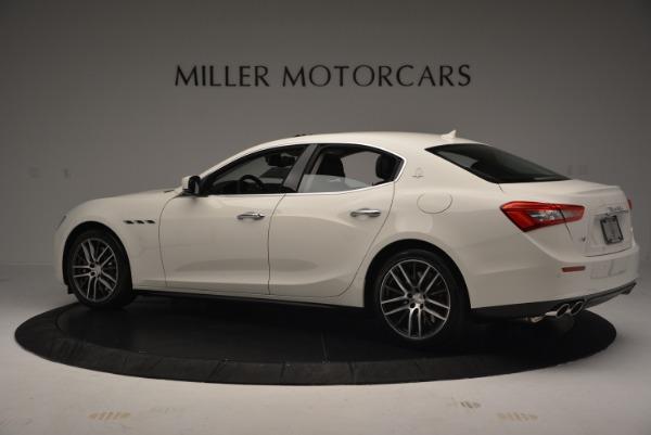 Used 2016 Maserati Ghibli S Q4  EX-LOANER for sale Sold at Alfa Romeo of Westport in Westport CT 06880 4