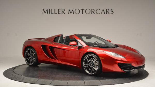 Used 2013 McLaren 12C Spider for sale Sold at Alfa Romeo of Westport in Westport CT 06880 10