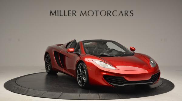 Used 2013 McLaren 12C Spider for sale Sold at Alfa Romeo of Westport in Westport CT 06880 11