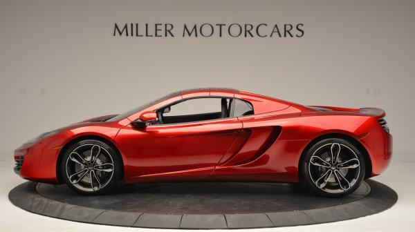 Used 2013 McLaren 12C Spider for sale Sold at Alfa Romeo of Westport in Westport CT 06880 16