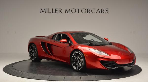 Used 2013 McLaren 12C Spider for sale Sold at Alfa Romeo of Westport in Westport CT 06880 21