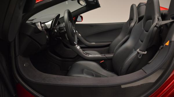 Used 2013 McLaren 12C Spider for sale Sold at Alfa Romeo of Westport in Westport CT 06880 23