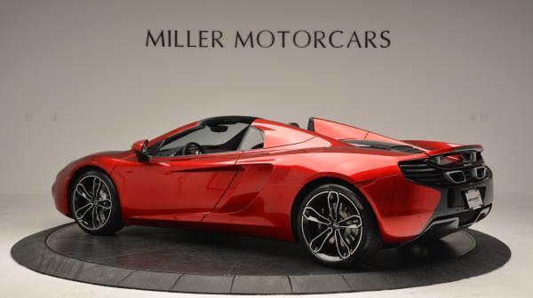 Used 2013 McLaren 12C Spider for sale Sold at Alfa Romeo of Westport in Westport CT 06880 4