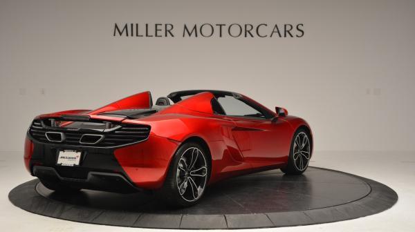 Used 2013 McLaren 12C Spider for sale Sold at Alfa Romeo of Westport in Westport CT 06880 7