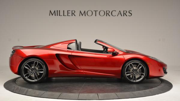 Used 2013 McLaren 12C Spider for sale Sold at Alfa Romeo of Westport in Westport CT 06880 9