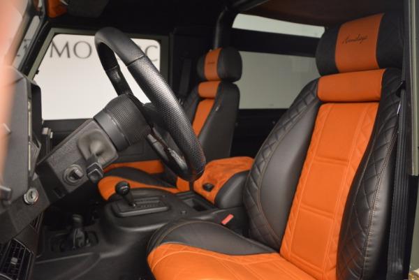 Used 1997 Land Rover Defender 90 for sale Sold at Alfa Romeo of Westport in Westport CT 06880 15