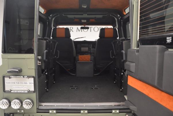 Used 1997 Land Rover Defender 90 for sale Sold at Alfa Romeo of Westport in Westport CT 06880 21