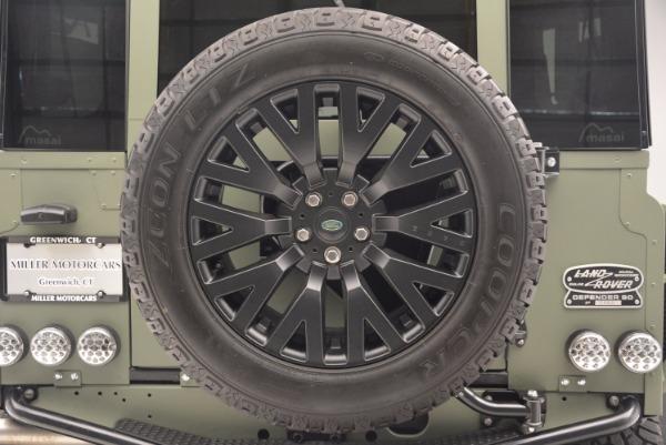 Used 1997 Land Rover Defender 90 for sale Sold at Alfa Romeo of Westport in Westport CT 06880 26