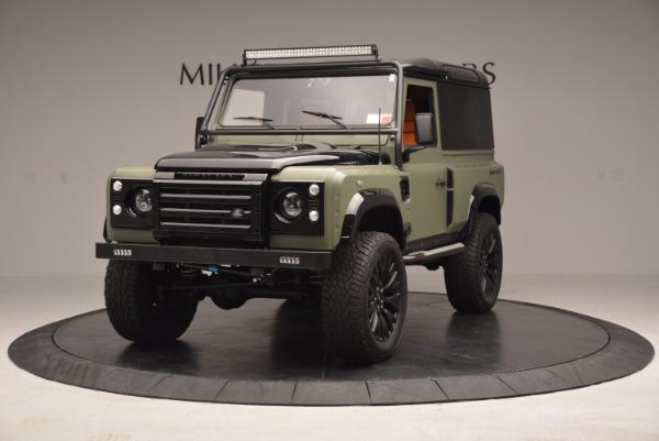 Used 1997 Land Rover Defender 90 for sale Sold at Alfa Romeo of Westport in Westport CT 06880 1