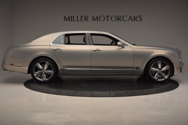 Used 2016 Bentley Mulsanne Speed for sale Sold at Alfa Romeo of Westport in Westport CT 06880 10
