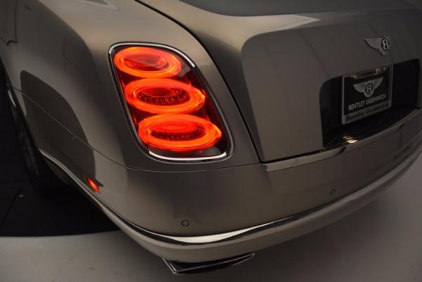 Used 2016 Bentley Mulsanne Speed for sale Sold at Alfa Romeo of Westport in Westport CT 06880 18