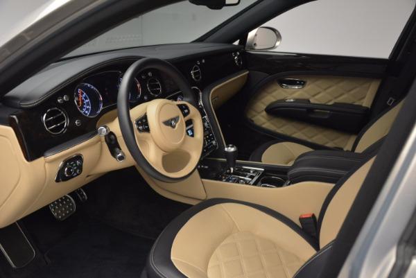 Used 2016 Bentley Mulsanne Speed for sale Sold at Alfa Romeo of Westport in Westport CT 06880 26