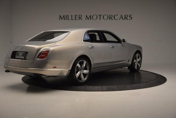 Used 2016 Bentley Mulsanne Speed for sale Sold at Alfa Romeo of Westport in Westport CT 06880 9