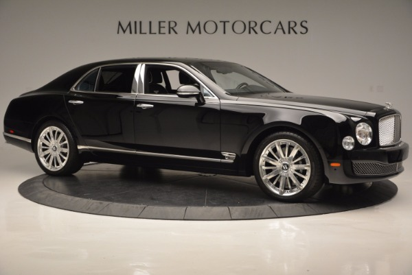 Used 2016 Bentley Mulsanne for sale Sold at Alfa Romeo of Westport in Westport CT 06880 10