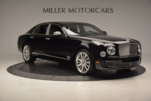 Used 2016 Bentley Mulsanne for sale Sold at Alfa Romeo of Westport in Westport CT 06880 11