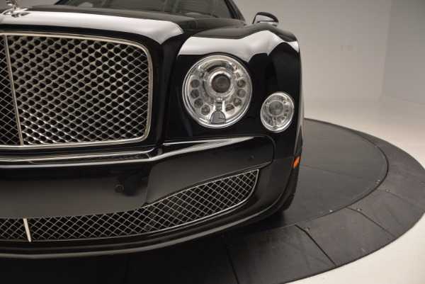 Used 2016 Bentley Mulsanne for sale Sold at Alfa Romeo of Westport in Westport CT 06880 14