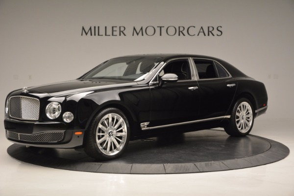 Used 2016 Bentley Mulsanne for sale Sold at Alfa Romeo of Westport in Westport CT 06880 2