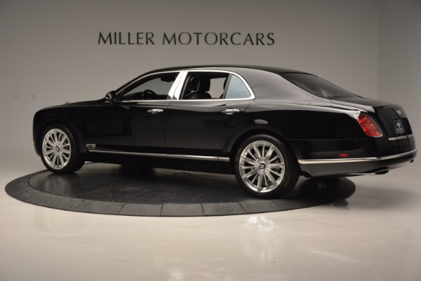 Used 2016 Bentley Mulsanne for sale Sold at Alfa Romeo of Westport in Westport CT 06880 4