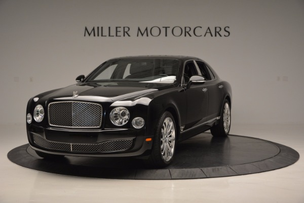 Used 2016 Bentley Mulsanne for sale Sold at Alfa Romeo of Westport in Westport CT 06880 1