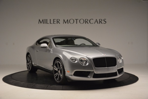 Used 2014 Bentley Continental GT V8 for sale Sold at Alfa Romeo of Westport in Westport CT 06880 11