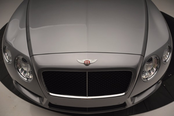 Used 2014 Bentley Continental GT V8 for sale Sold at Alfa Romeo of Westport in Westport CT 06880 13
