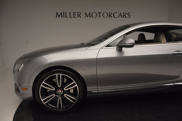 Used 2014 Bentley Continental GT V8 for sale Sold at Alfa Romeo of Westport in Westport CT 06880 17