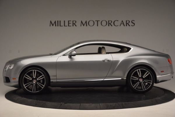 Used 2014 Bentley Continental GT V8 for sale Sold at Alfa Romeo of Westport in Westport CT 06880 3