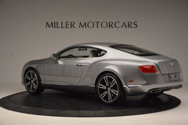 Used 2014 Bentley Continental GT V8 for sale Sold at Alfa Romeo of Westport in Westport CT 06880 4