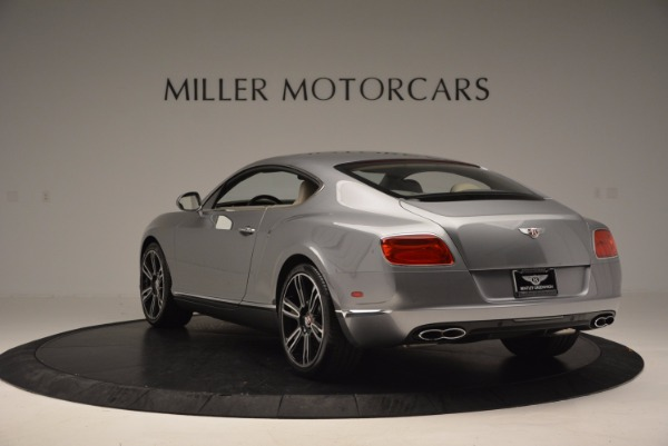 Used 2014 Bentley Continental GT V8 for sale Sold at Alfa Romeo of Westport in Westport CT 06880 5