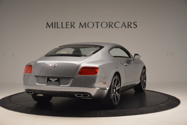 Used 2014 Bentley Continental GT V8 for sale Sold at Alfa Romeo of Westport in Westport CT 06880 7