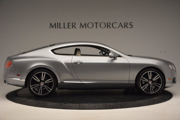 Used 2014 Bentley Continental GT V8 for sale Sold at Alfa Romeo of Westport in Westport CT 06880 9