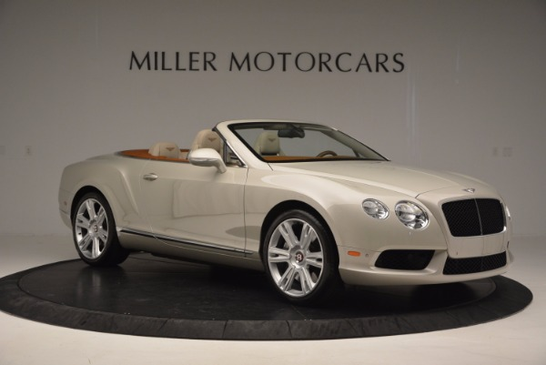 Used 2013 Bentley Continental GTC V8 for sale Sold at Alfa Romeo of Westport in Westport CT 06880 10